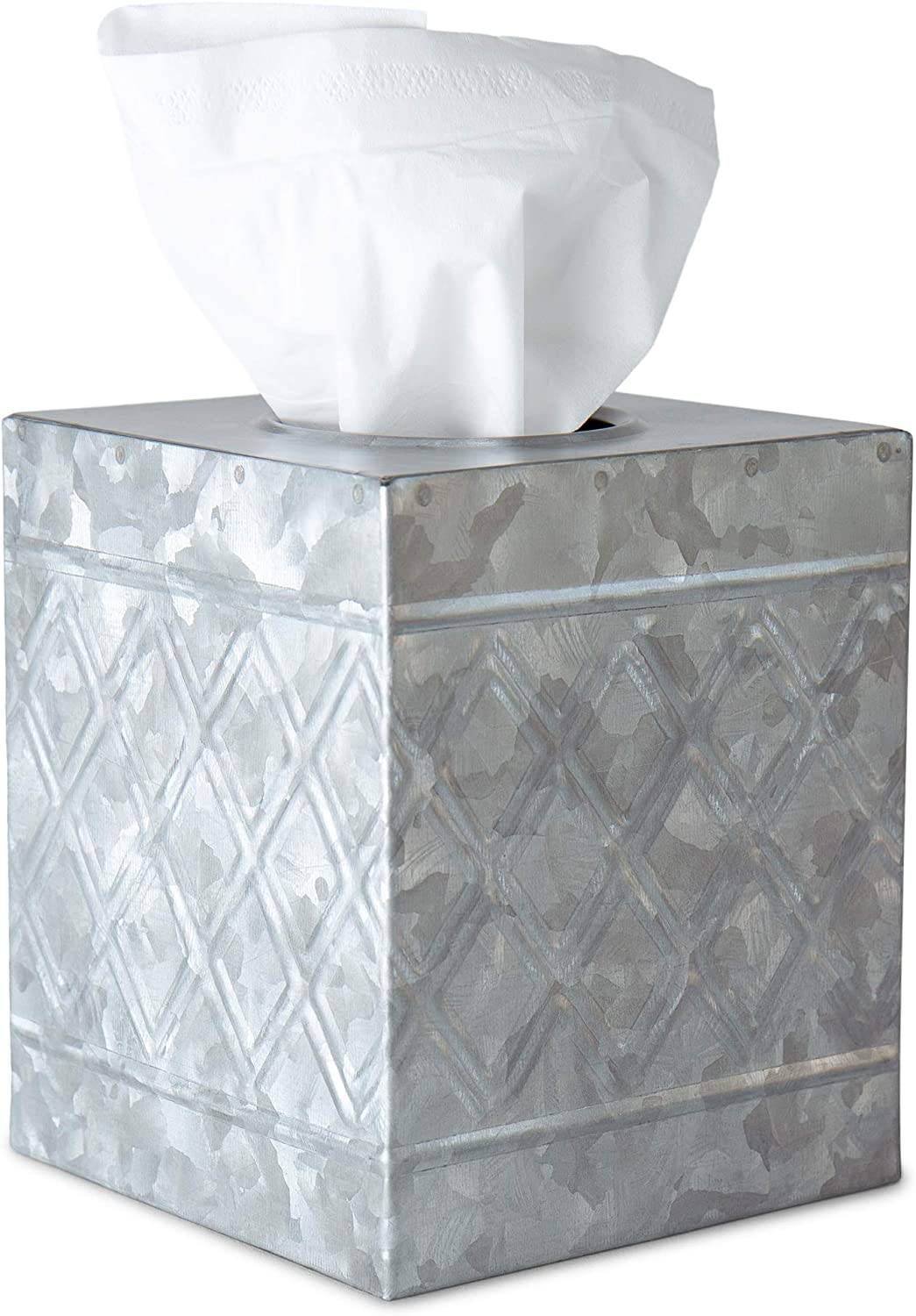 Bless You Tissue Box Cover Country Farmhouse Accent Home Decor
