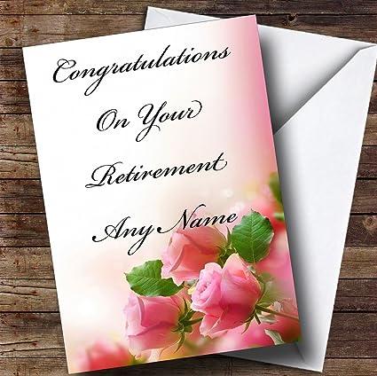 Su tarjeta personaliseitonline felicitaciones jubilacion ...