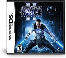Amazon.com: Star Wars: The Force Unleashed II NDS: nintendo ...