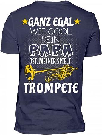 Camiseta para niños de Trompete Papa · Música · Música ...