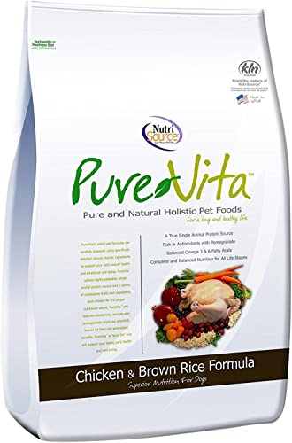 Pure Vita Dry Dog Food