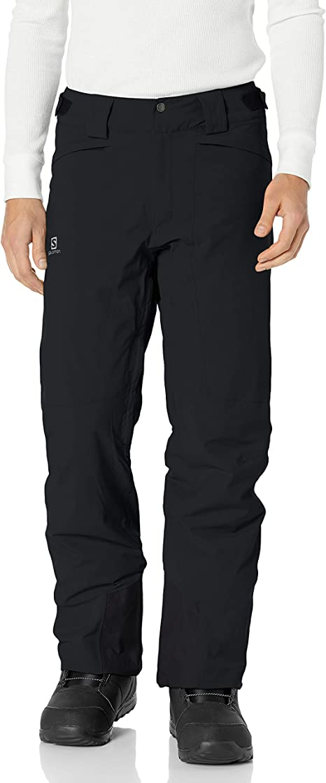 SALOMON, Pantaloni da Sci per Uomo, ICEMANIA Pant M, Tessuti Sintetici