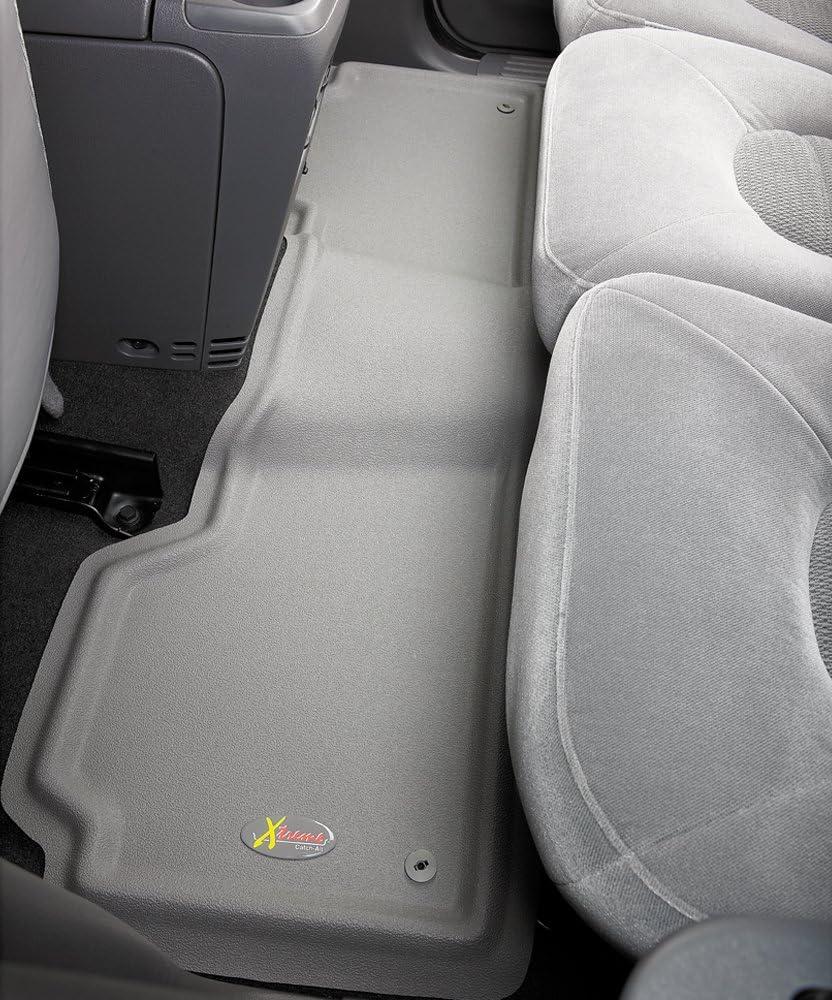 Set of 2 Lund 283064-T Catch-It Vinyl Tan Front Seat Floor Mat