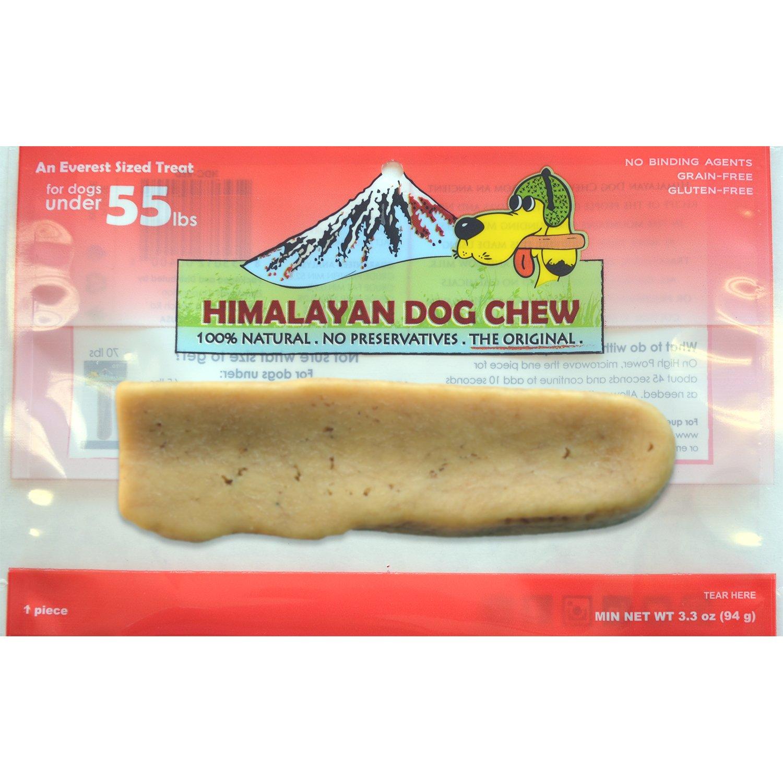 Himalayan Dog Chew Natural Dog Treat Large 3.3 oz Single