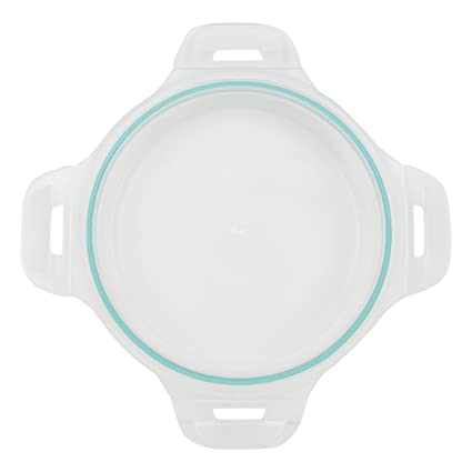 Amazon.com: Snapware Airtight Clear Round Total Solutions Lid w ...