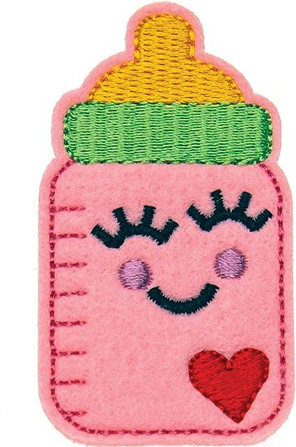 Baby Bottle Badge Reel Pediatrist Badge Holder Labor Delivery Nicu Pediatric Rn Nurse Gift Bürobedarf Schreibwaren