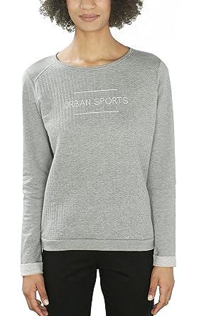 ESPRIT Sports Damen Sweatshirt  Amazon.de  Bekleidung df18afd947