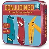 Aritma ConjuDingo CM1 CM2 - Jeux de Conjugaison, 9 ans