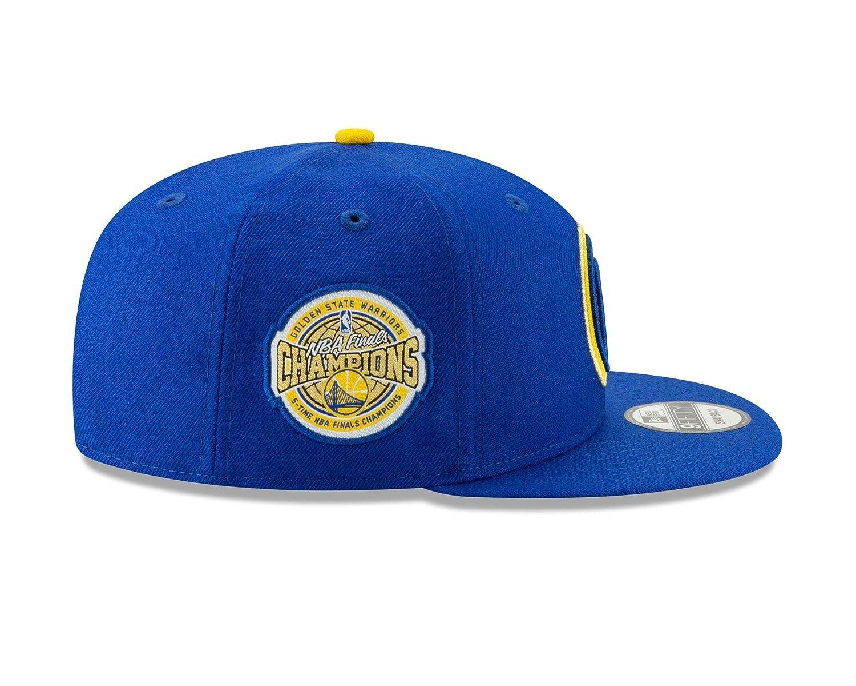 new style 49a85 02efa Amazon.com   New Era NBA Men s Golden State Warriors Triumph Turn 9Fifty  Adjustable Snapback Hat Blue   Sports   Outdoors