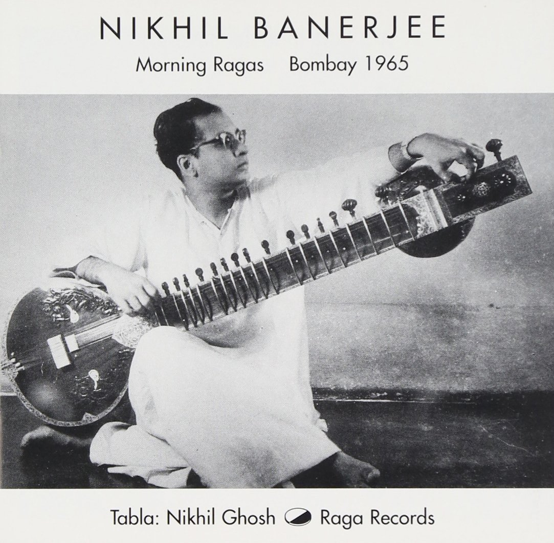 Morning Ragas Bombay 1965 by CD Baby