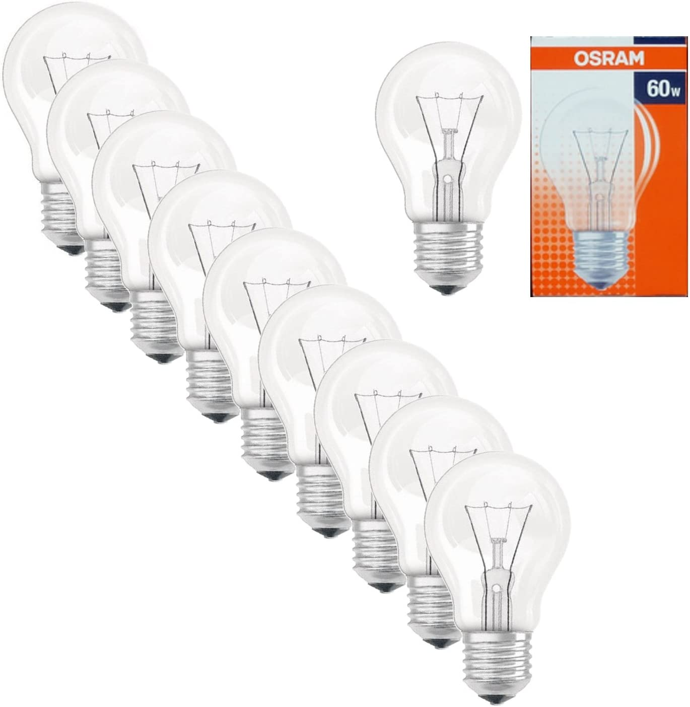 Glühlampe 60V 50mA T6,8 6,8x44mm Glühbirne Lampe Birne 60Volt 50mA neu