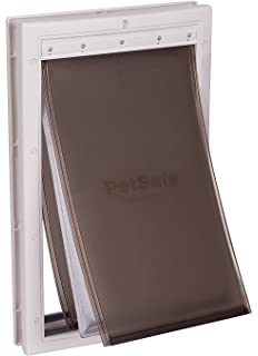 Croci C6066233 Petsafe Staywell Aluminio Door Pet, Medium, Bianco: Amazon.es: Productos para mascotas