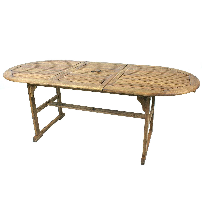 Amazon.com : Ivena International IVN00081 Oval Table : Patio Furniture :  Garden U0026 Outdoor