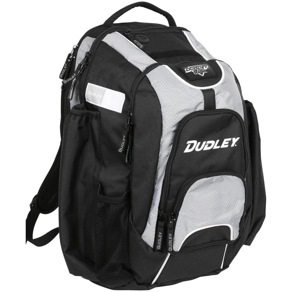 Dudley Softball Bat Packバックパックバッグ B01N95KZHJ  グレー/ブラック