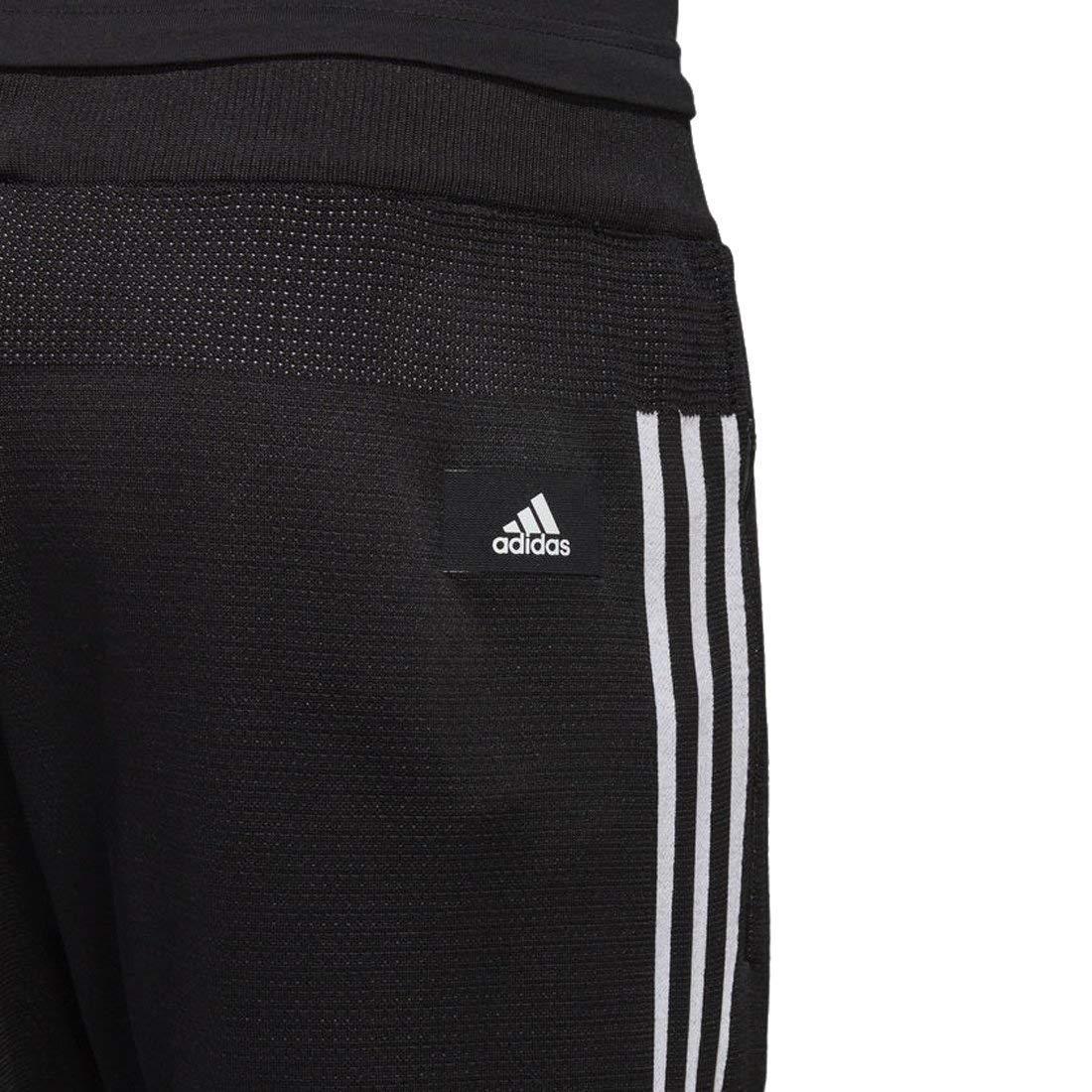 854ba3ae3d87 adidas Men's Athletics ID Knit Striker Pants Black at Amazon Men's Clothing  store: