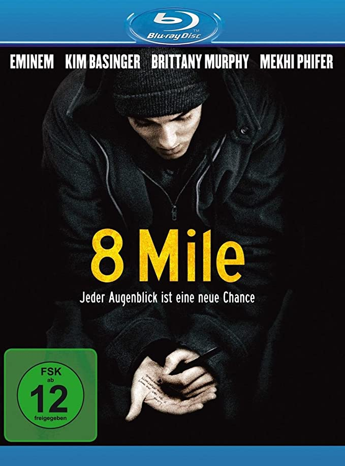 8 Mile [Alemania] [Blu-ray]