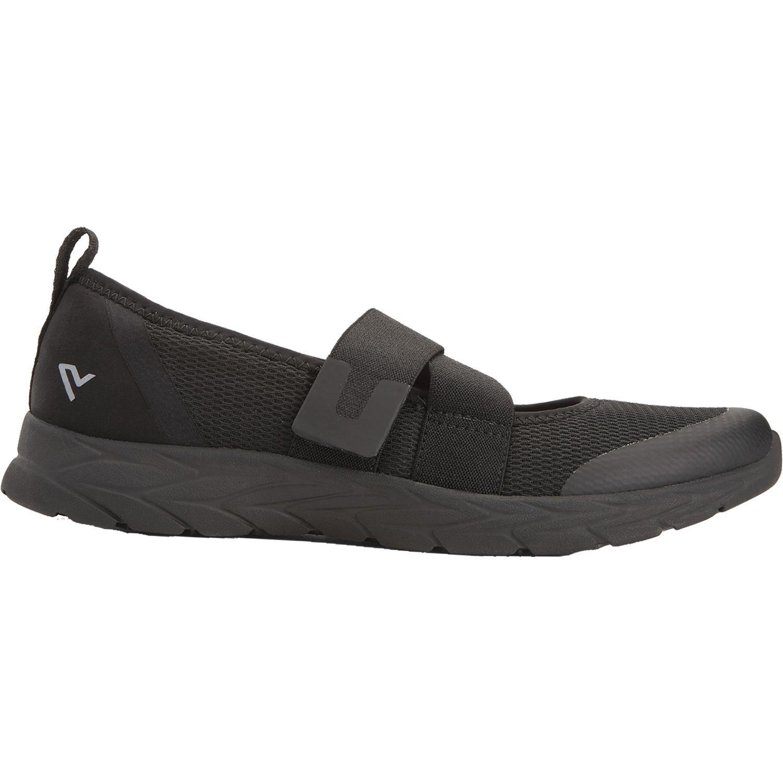 Vionic Brisk Pace- Womens Maryjane Sneakers Black - 6.5 Wide