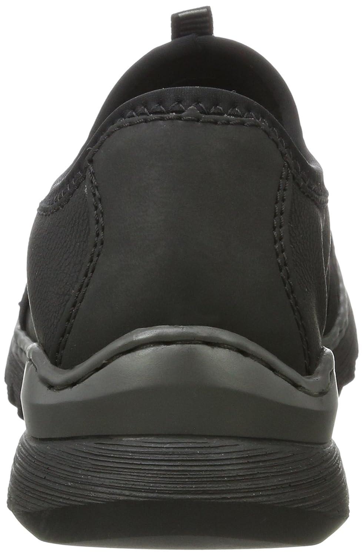 Rieker Y es Para M6283 Zapatos Complementos Mujer Amazon Zapatillas TwT17qA