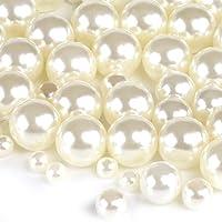 Naler 500 perlas de arte, varios tamaños, 4/6/8/10