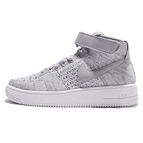 1646803bf NIKE AIR FORCE 1 ULTRA MID FLYKNIT  Amazon.es  Zapatos y complementos
