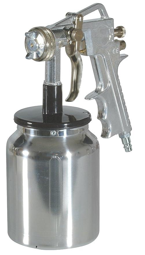 Aerógrafo de aire comprimido Fiac 1850/4/U de aluminio para compresores, depósitos