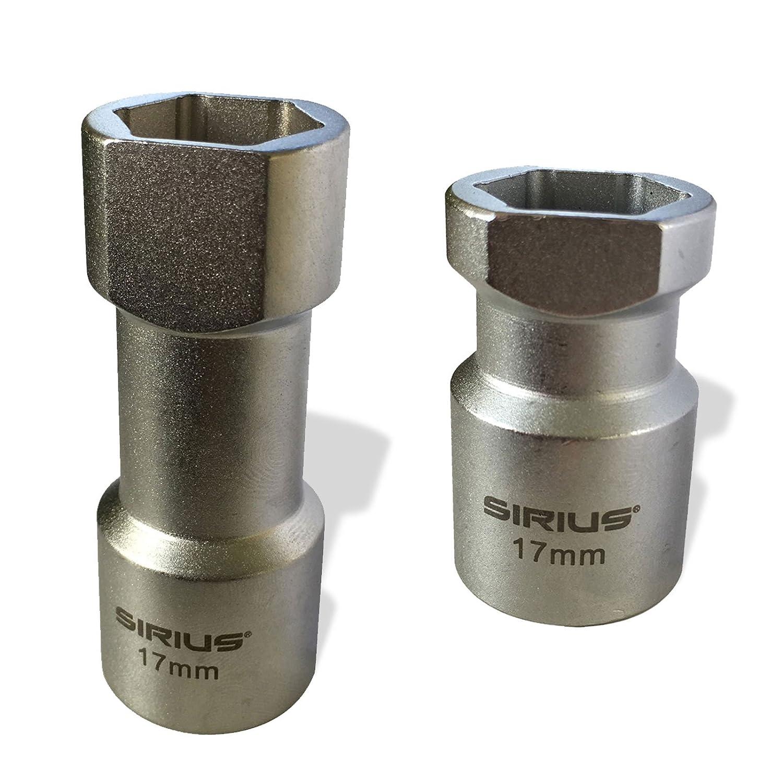 CSM10S 17mm Channel Socket for 21mm Unistrut Type Channel