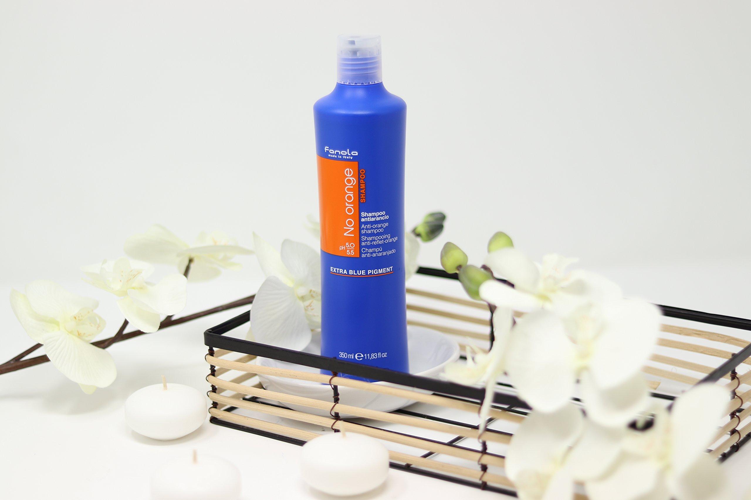 Fanola No Orange Shampoo, 350 Milliliter by Fanola (Image #7)