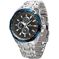 swisstyle Day n Date Display anlog Watch for Men SS-GR6620-BLU-CH
