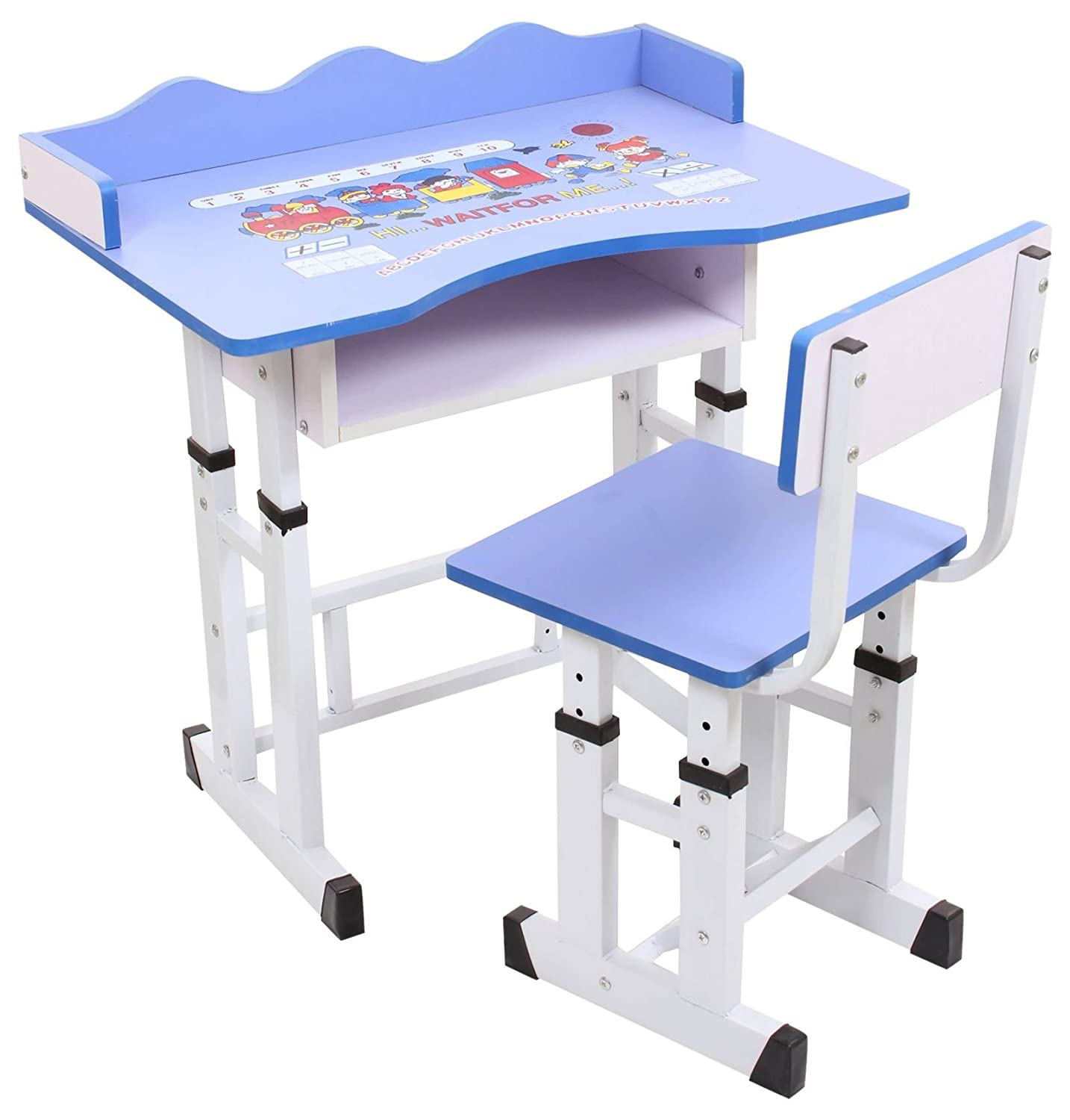 Buy PANDA STYLISH MDF IMPORTED KIDS STUDY TABLE WITH ADJUSTABLE HEIGHT FOR  TABLE AND CHAIR Online At Low Prices In India   Amazon.in