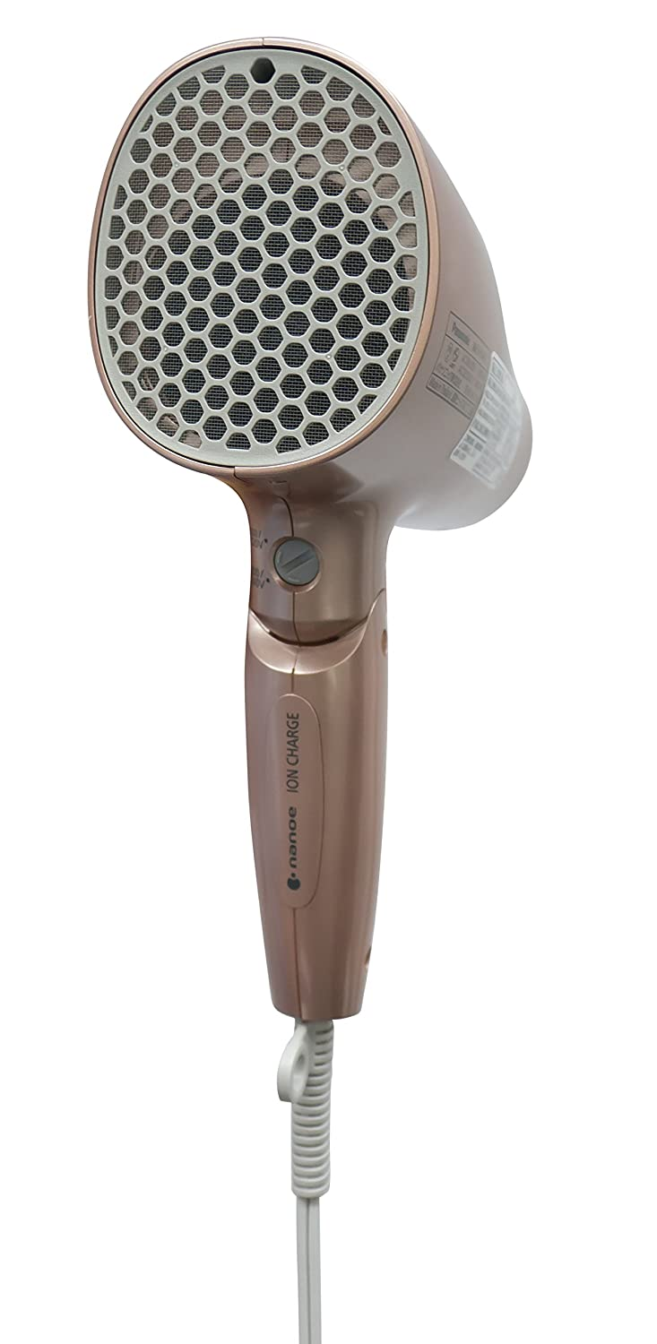 Panasonic EH-NA57 EH-NA57-PN Pink Gold Nanoe Hair Dryer with AC 100-120V 200-240V Japan Import