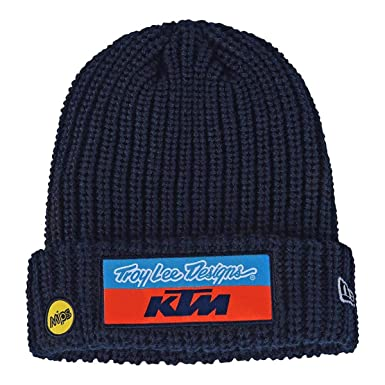 Troy Lee Designs 2018 KTM Team Beanie at Amazon Men s Clothing store  21c69c13a7e