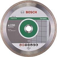Bosch 2608602205 Professional diamantdoorslijpschijf standaard voor keramisch keramiek. 230 x 22,23 x 1,6 x 7 mm