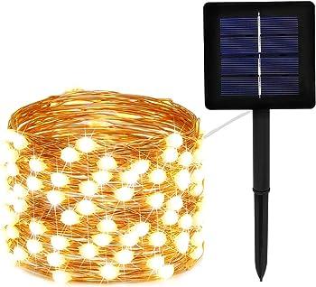 Exf Solar LED String Light