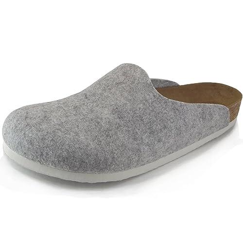best service 091e6 898ef Birkenstock, Pantofole Uomo: Amazon.it: Scarpe e borse