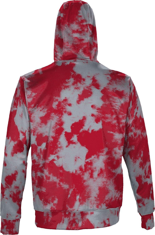 ProSphere Worcester Polytechnic Institute University Mens Pullover Hoodie Grunge School Spirit Sweatshirt