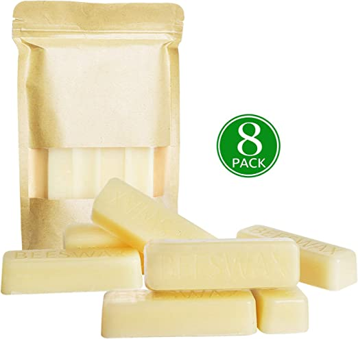 Black Beeswax bars 16 Perfect For Candle Making-100/% pure and natural beeswax