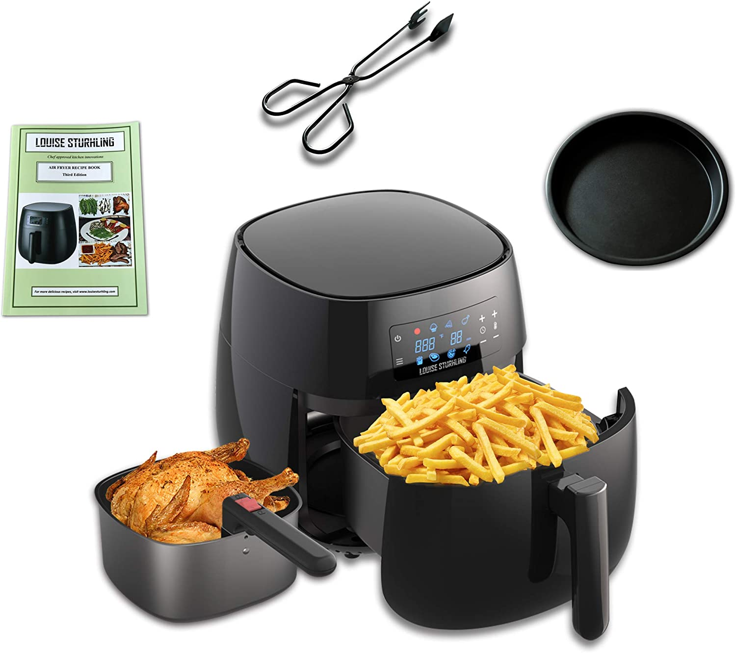 Top 10 Best Value Air Fryers In 2021 Review (with 25% off) 1