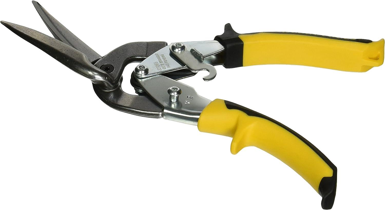 Klein Tools J2106S Journeyman Long Blade Offset Snip