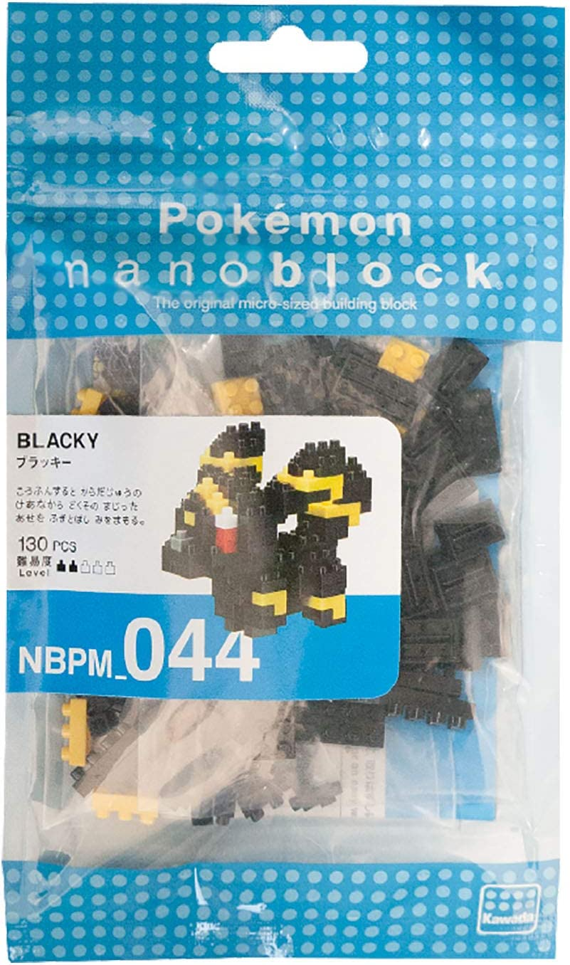Nano-block Pokemon Blackie NBPM/_044
