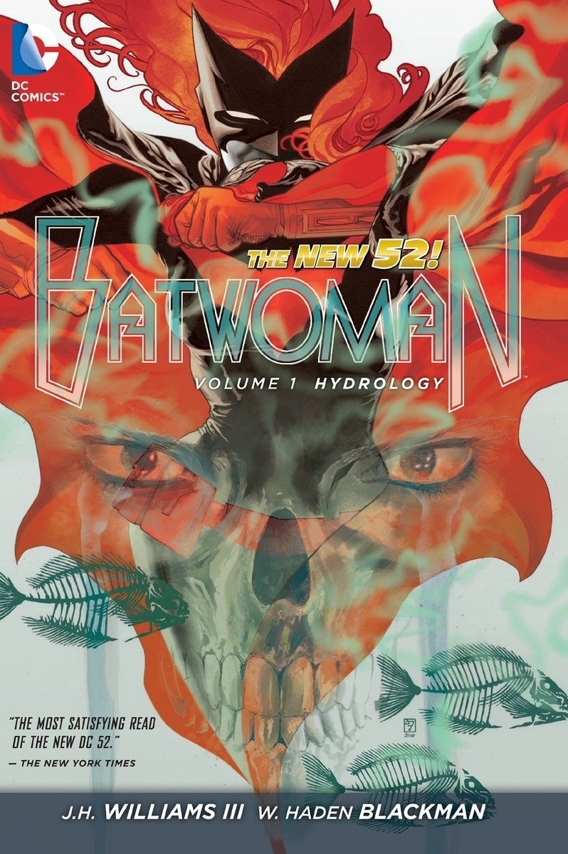 Batwoman Vol. 1: Hydrology (The New 52) by DC Comics