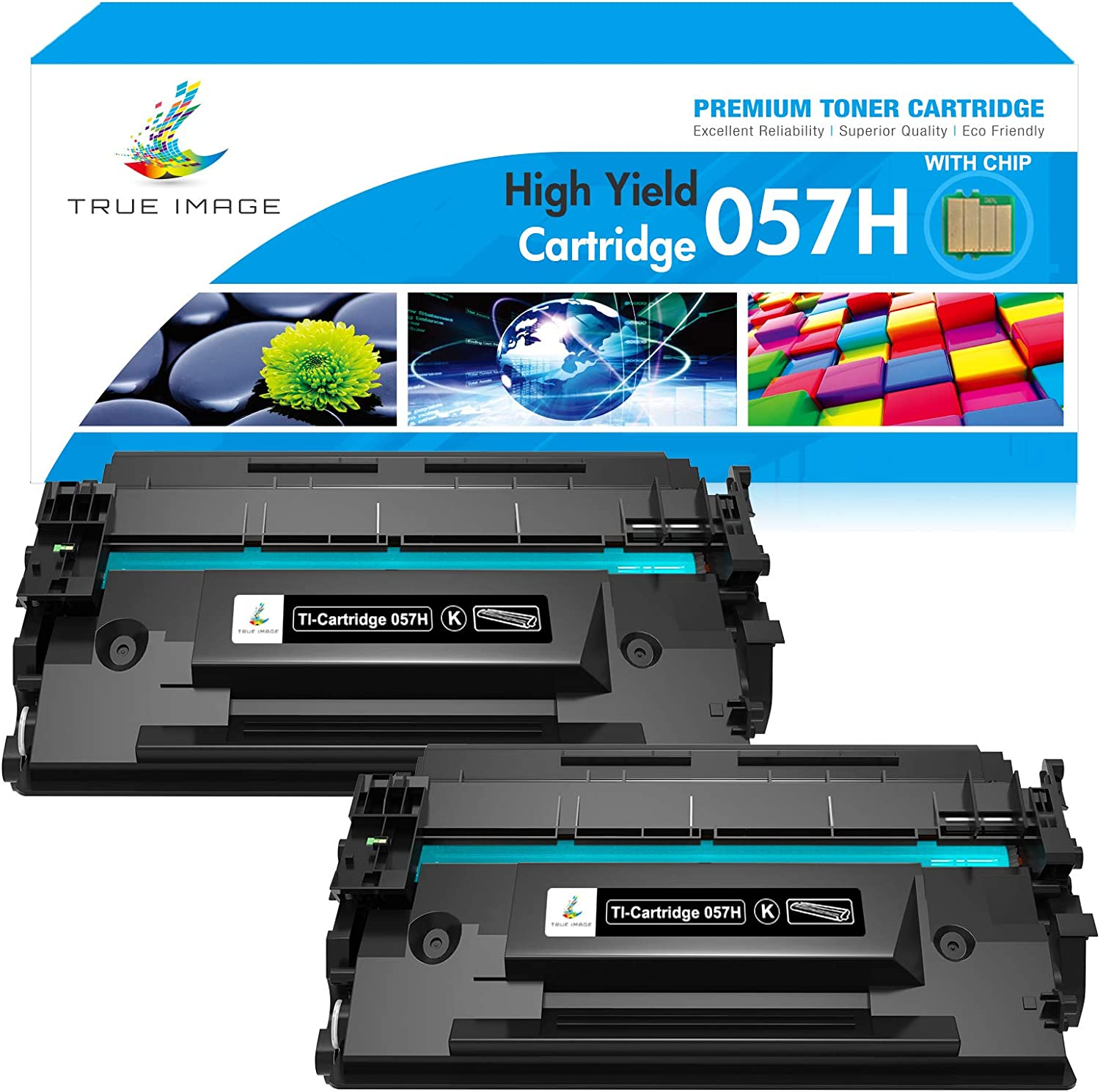 MG Compatible Toner Cartridges Replacement for Dell 331-8421 etc; Black Ink: CDC3760HK-4 C3760N 331-8429; Models: C3760 331-8425 C3760DN