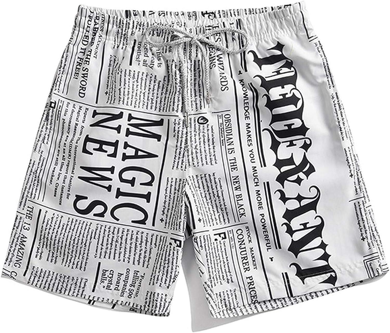 Mens Sports Shorts M 4XL Size Swimming Black Board Shorts Boys Surfing Short Surf Beach Pants