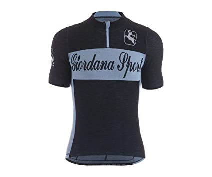 Amazon.com   Giordana Sport Mens Knitted Wool Sport Short Sleeve ... 5b2e498d8