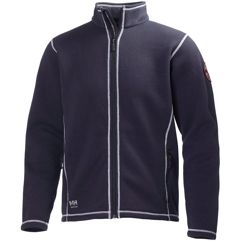 Helly Hansen Workwear Fleece Jacke Hey River 72111 590 S, 34-072111-590-S