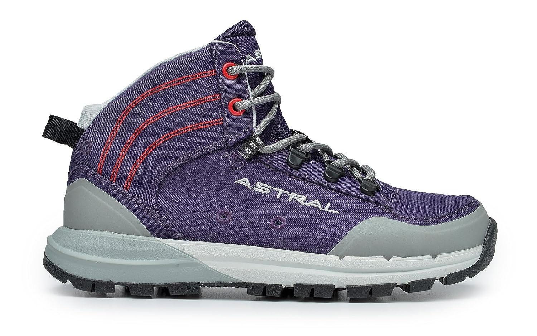 Astral TR1 Merge Women's Water-Resistant Hiking Shoe B07CJV9TLQ 6.5|Eggplant Purple