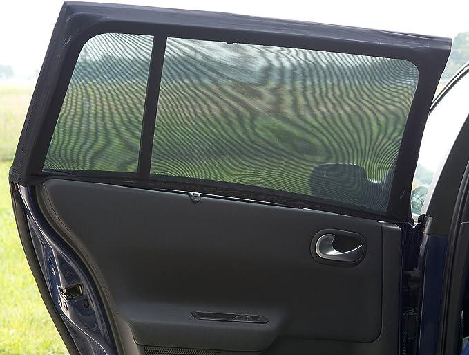 Babys blockierendes Moskitonetz f/ür Babys Schutz f/ür Kinder Auto-Sonnenschutz passt f/ür alle Autos! Erwachsene 98/% Haustiere 101,6 x 50,8 cm DIZA100 Auto-Seitenfenster-Sonnenschutz