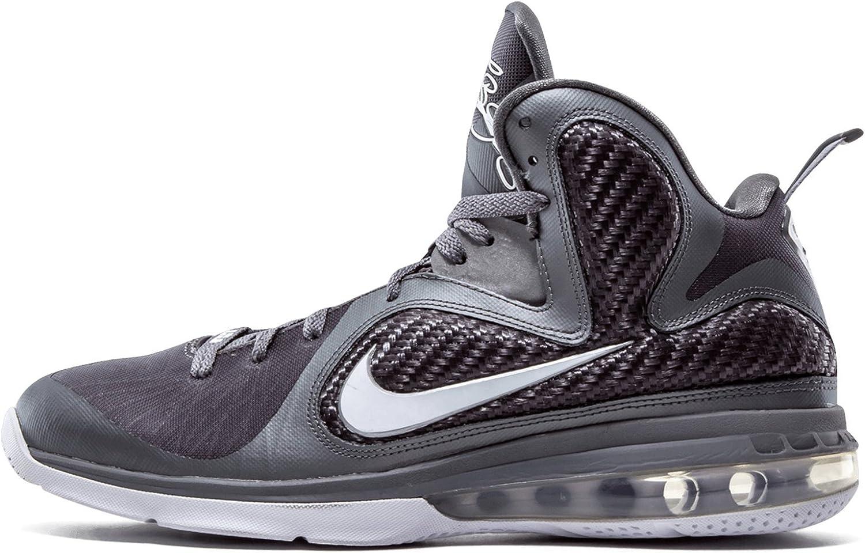 Nike Lebron 9 IX LBJ James Cool Grey