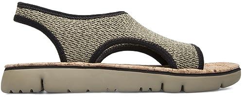 c5f0f1afebb CAMPER Oruga Meshy - Sandalias Mujer  Amazon.es  Zapatos y complementos