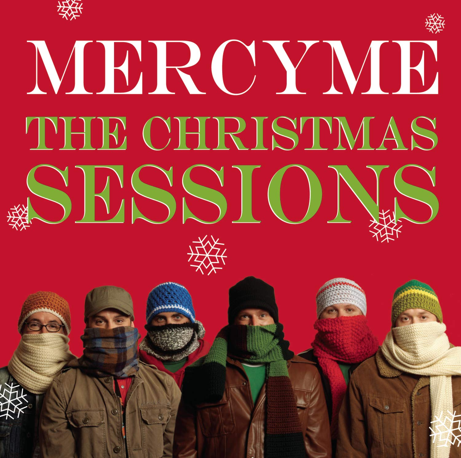 Mercyme, Mercy Me - The Christmas Sessions - Amazon.com Music