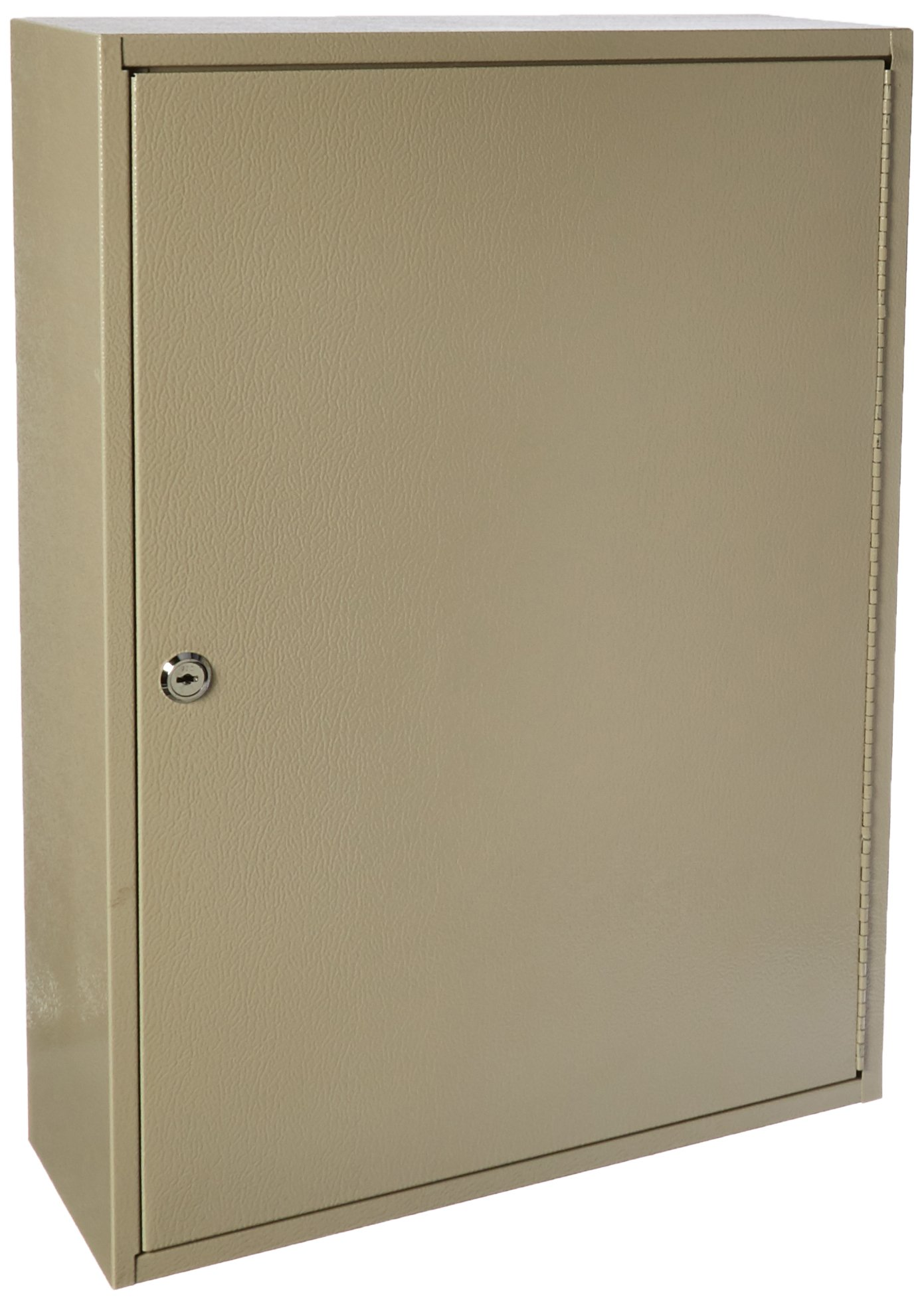 Buddy Products 300 Key Cabinet, Steel, 6 x 22 x 16 inches, Gray (1300-6)